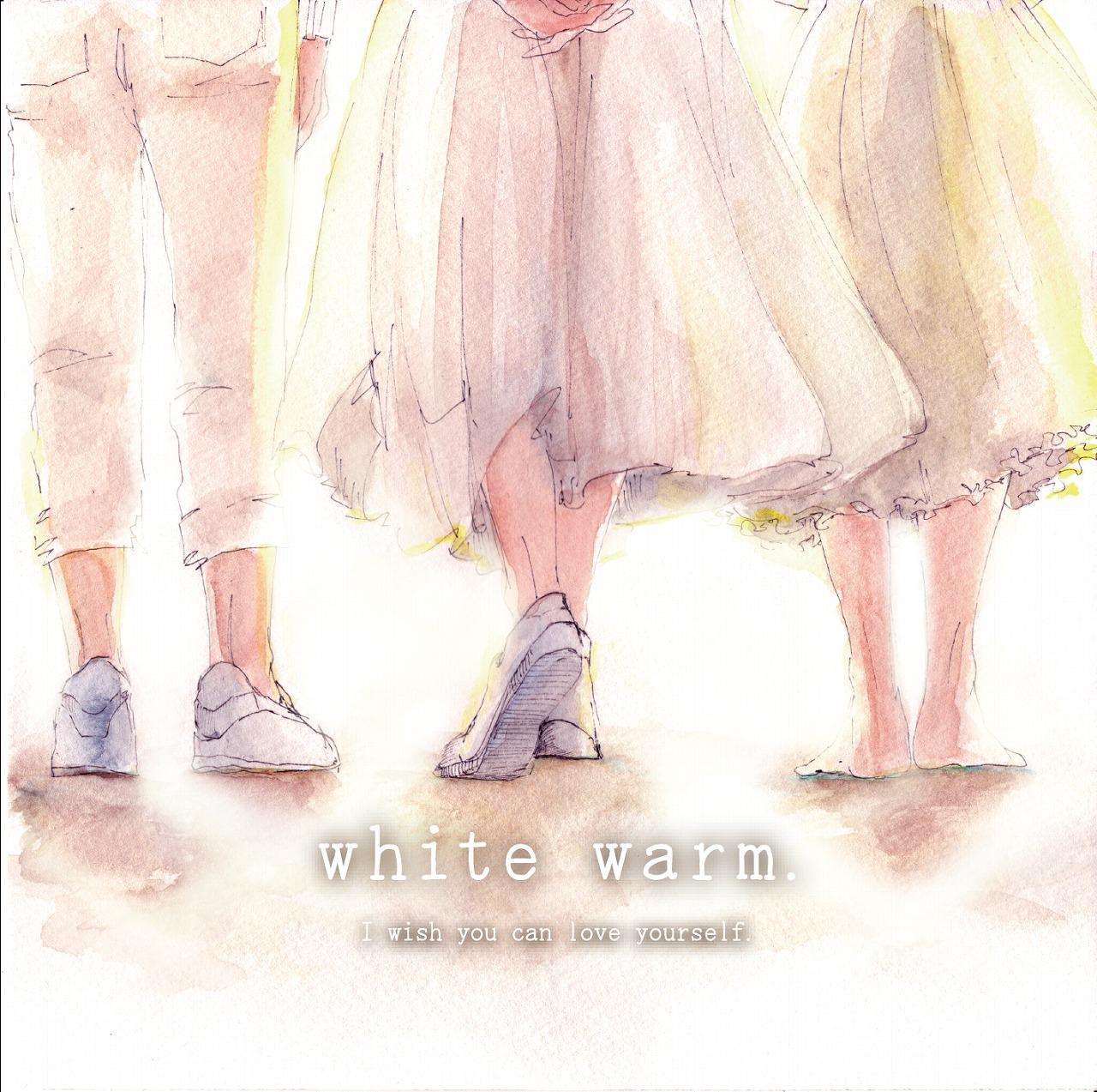 white warm./工田春