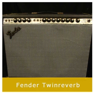 FenderA TwinReverb